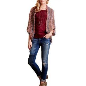 PILCRO & THE LETTERPRESS Premium Stet Patch Jeans
